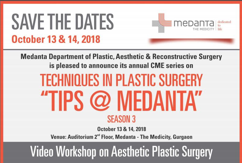 TIPS@Medanta 2018